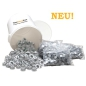 Preview: Nivelliersystem Maxi-Set grau 1 mm