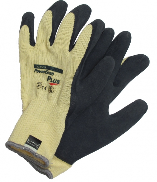 Latexhandschuhe Grip Plus Gr. 10